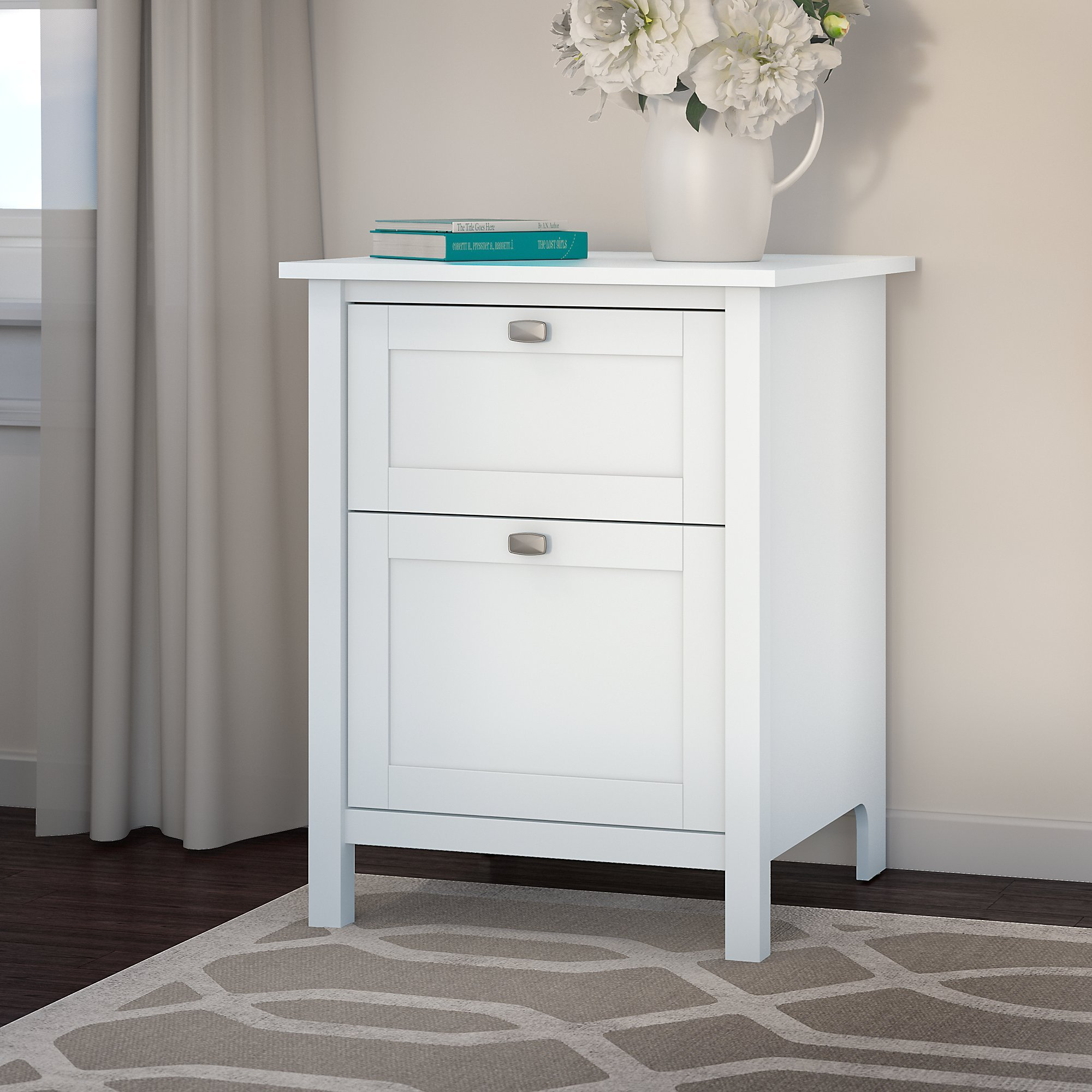 Broadview 2 Drawer File Cabinet