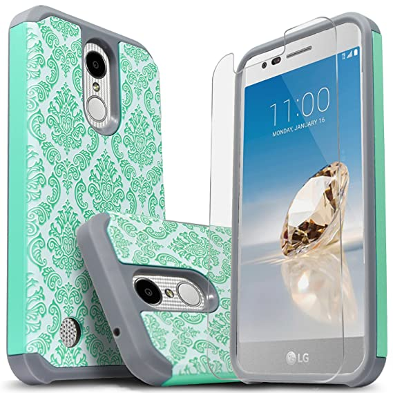 separation shoes f9728 b47d6 Amazon.com: LG Rebel 2 LTE Case, LG Aristo Case, LG Phoenix 3 Case ...