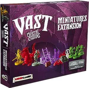 Vast: The Crystal Caverns: Miniatures Pack: Amazon.es: Juguetes y juegos