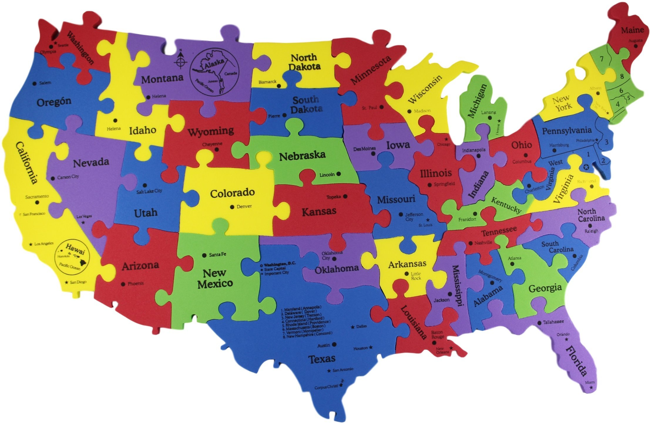 Maps Of The United States Maps Of The United States Map Of Usa - Map us 81