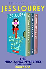 Mira James Mysteries Winter Bundle, Books 8-10 (December, January, February): Three Full-length, Funny Mystery Novels (A Mira James Mystery Collection Book 3) Kindle Edition