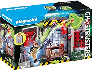 Playmobil Ghostbusters Play Box