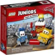 Lego Guido and Luigi's Pit Stop - 10732 - Juniors,  3 Years & Above - Multi color