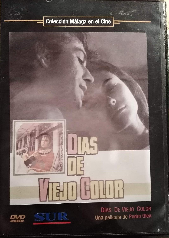 DIAS DE COLOR VIEJO - Pedro Olea: Amazon.es: Cine y Series TV