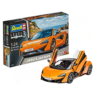 Revell of Germany 07051 McLaren 570S: Toys & Games