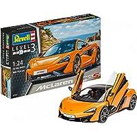 Revell MC Laren Maqueta McLaren 570S, Kit Modelo