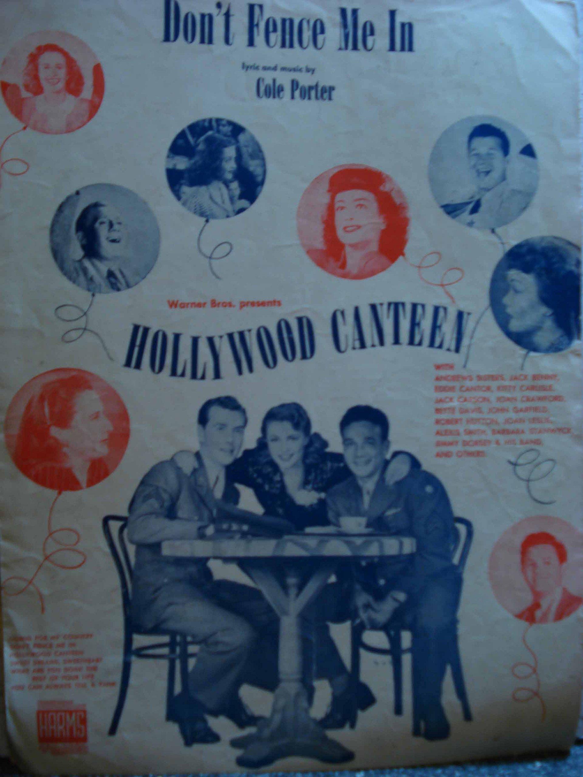 Don T Fence Me In Decca Album Wikipedia