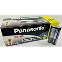 Panasonic Extra Heavy Duty AAA Battery (60 Pcs)
