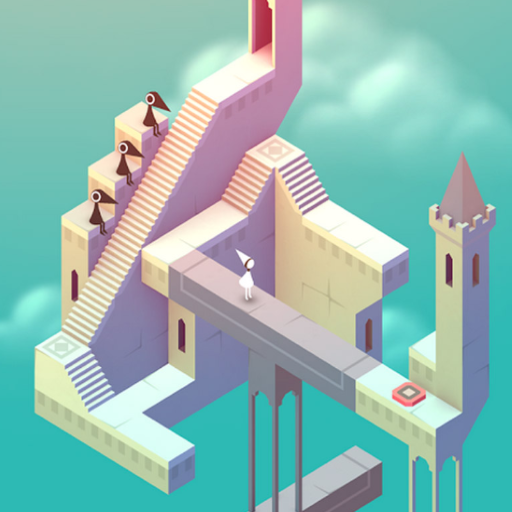 Monument's Valley Building Game