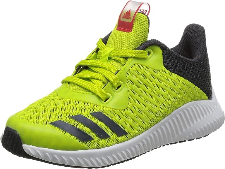 Adidas Fortarun Cool K, Zapatillas de Running Unisex niño, Amarillo (Amarillo/(Seamso/Carbon/Ftwbla) 000), 36 2/3 EU: Amazon.es: Zapatos y complementos