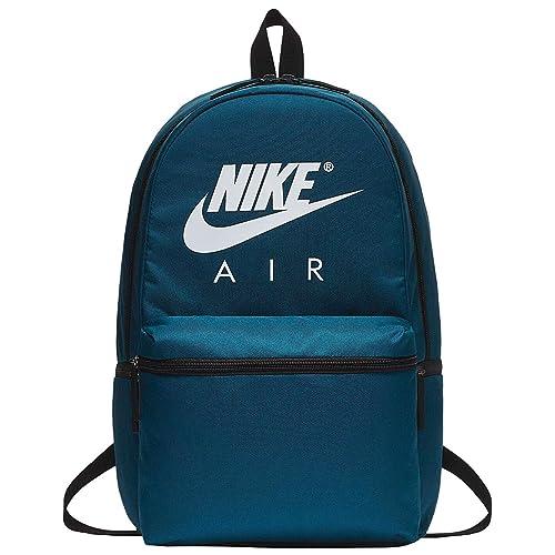 Nike NK Air BKPK, Mochila Unisex Adultos, Multicolor (Bluefrce/Blck/Whit) 24x36x45 cm (W x H x L): Amazon.es: Zapatos y complementos