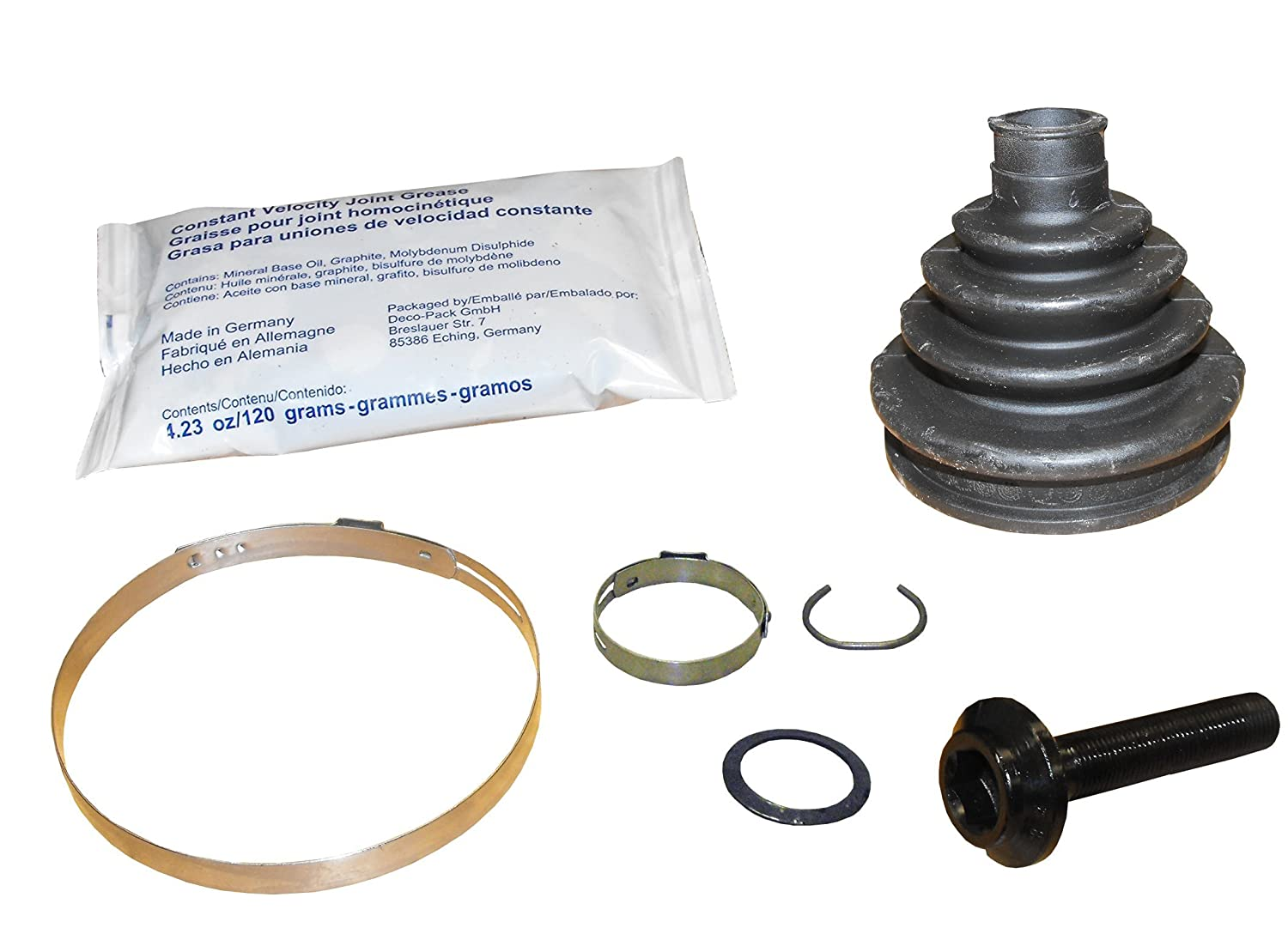 Amazon.com: Rein BKN0036P CV Boot Kit: Automotive