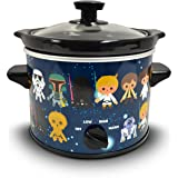 Uncanny Brands Star Wars 2-Quart Slow Cooker- Kitchen Appliance