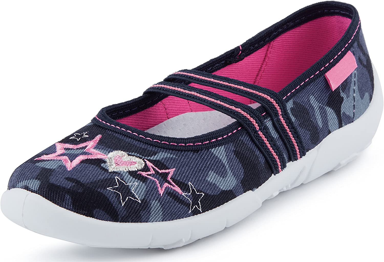 Ladeheid Girls Slippers Ballerinas LAVI0005