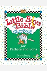 Little Boys Bible Storybook for Fathers and Sons Kindle Edition