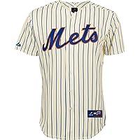 Majestic New York Mets Replica MLB Trikot Home