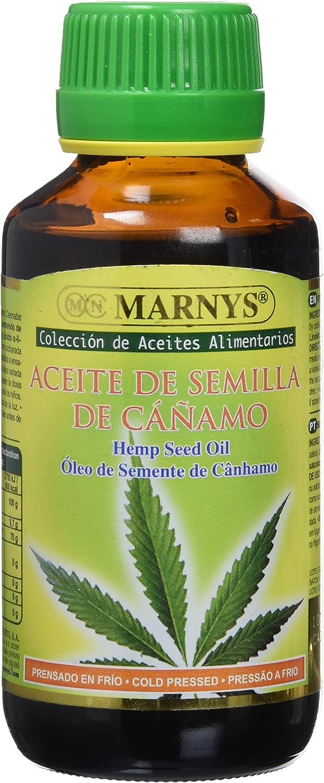 Marnys - Aceite de Semilla de Cáñamo, 125 ml