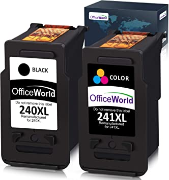 ATOPINK Remanufactured Ink Cartridge Replacement for Canon PG ...