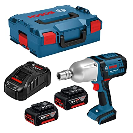 Bosch Professional 06019B130A Atornillador de impacto a batería ...