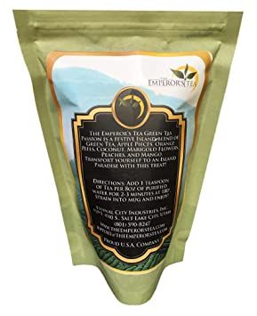 Amazon Com The Emperor S Tea Organic Premium Loose Leaf Tea 25