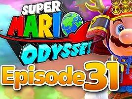 Amazon Com Watch Clip Super Mario Odyssey Gameplay Zebra Gamer