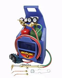 Ameriflame TI100AT Medium Duty Portable Welding/Cutting/Brazing Outfit