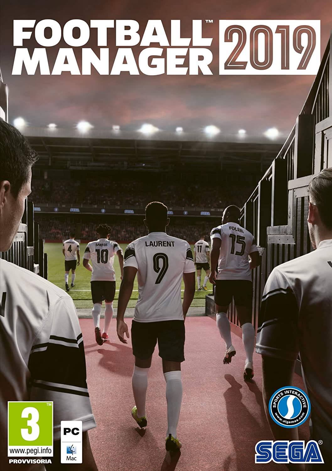 Football Manager 2019 Per PC
