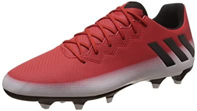 official photos aa09a 9fee1 adidas Herren Messi 16.3 FG Stiefel, Rot (Red Core Black FTWR White