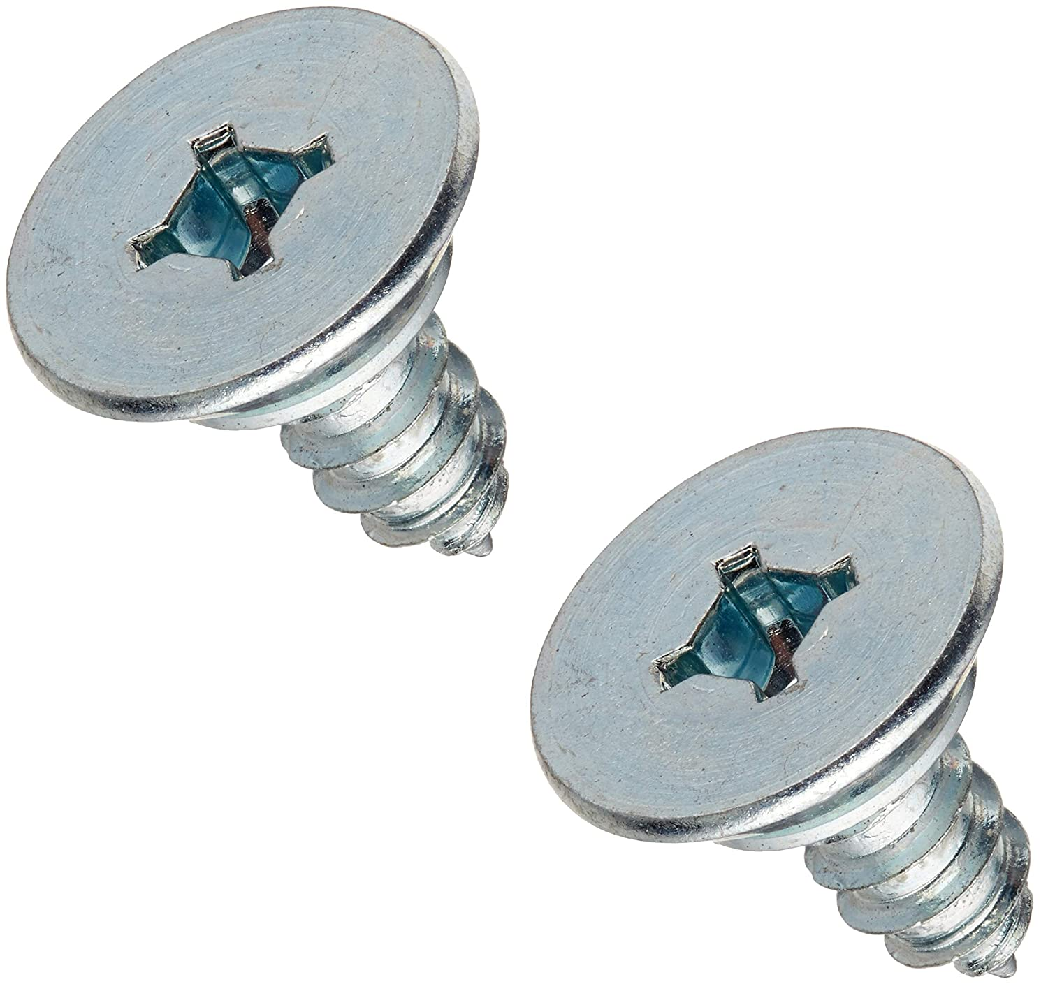 2 x 240521303 Screw for Door Handle Compatible with Frigidaire Refrigerator