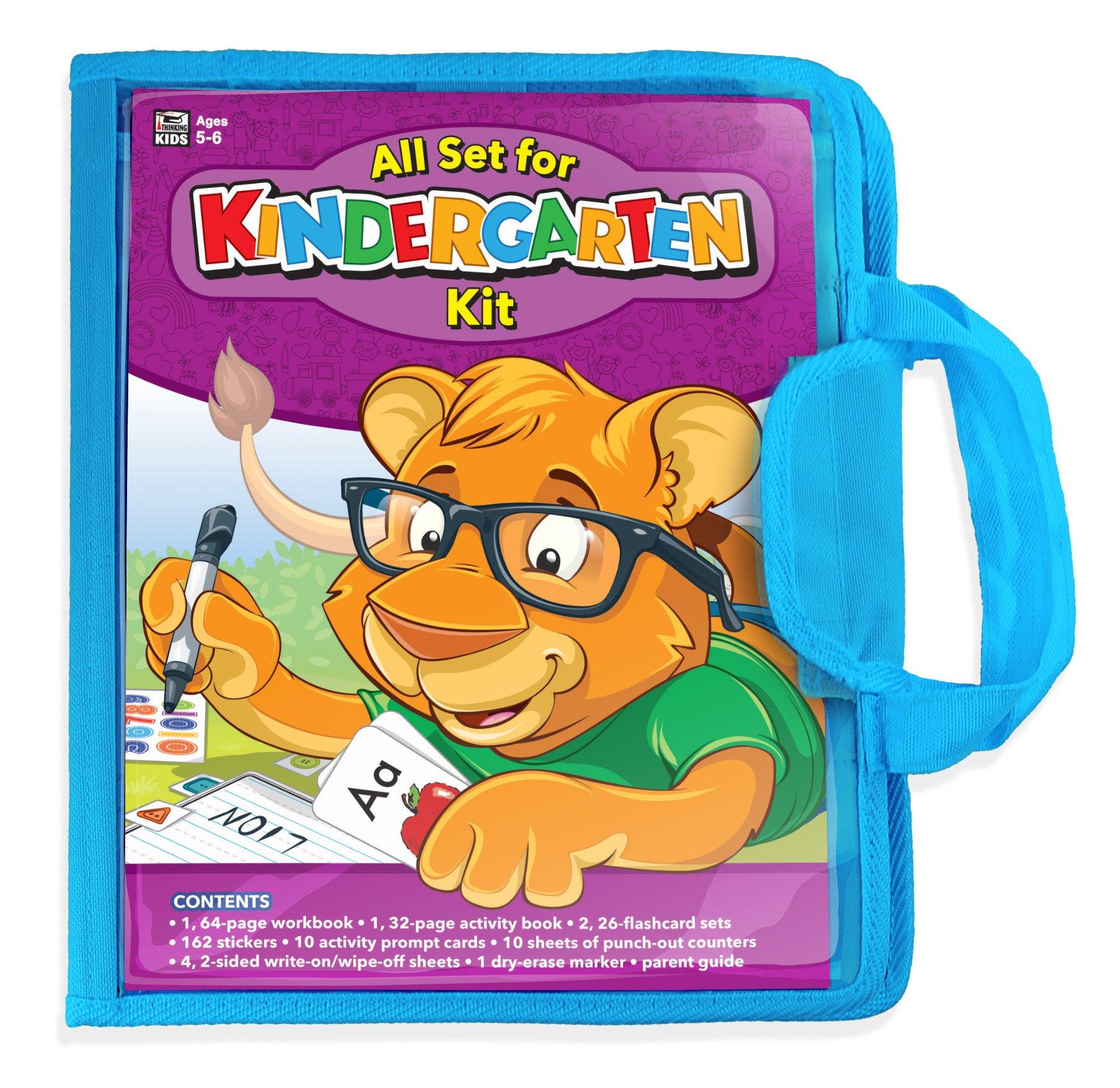 All Set for Kindergarten Kit PDF