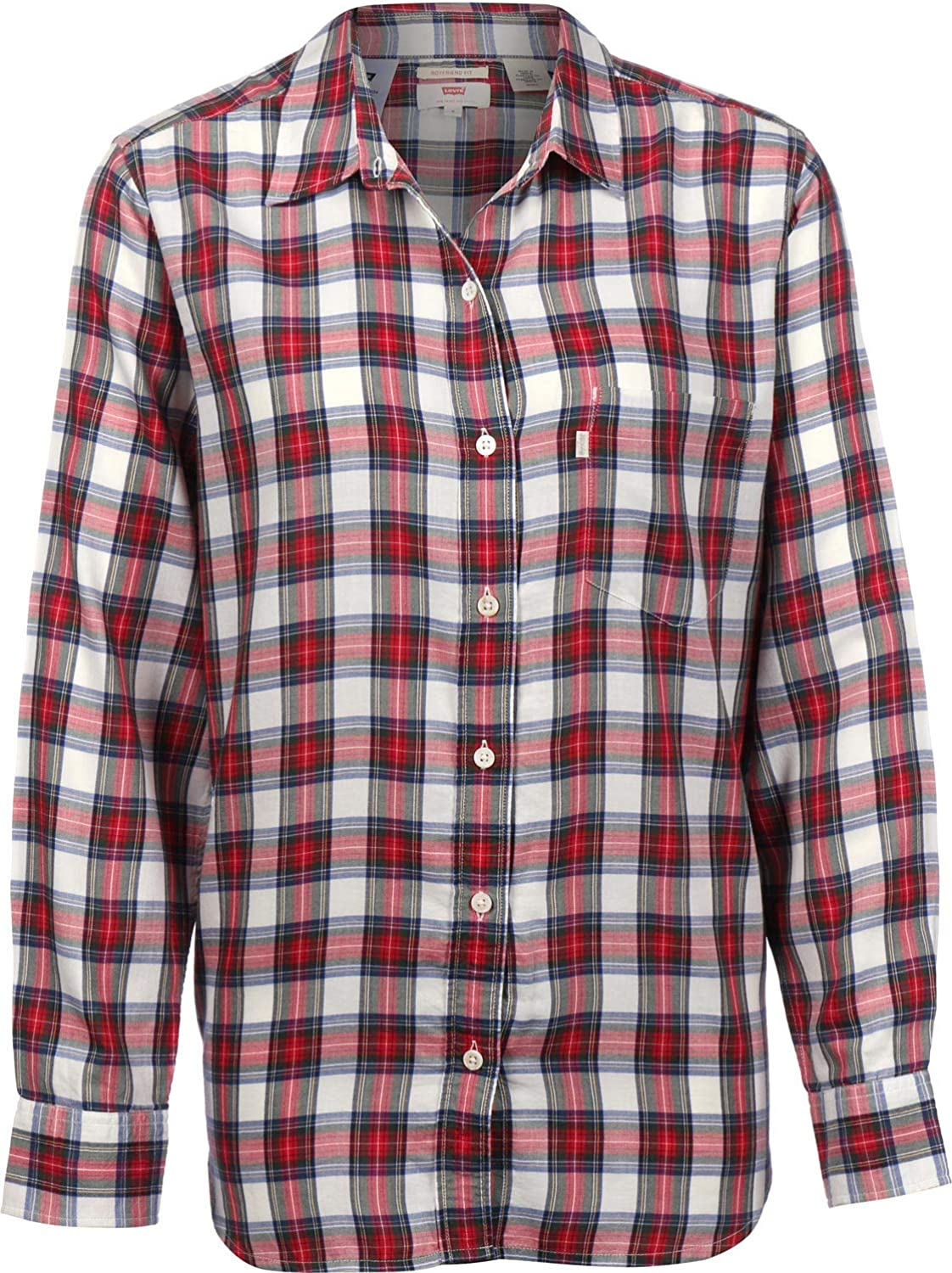 Camisa Levis Ultimate Cuadros Mujer