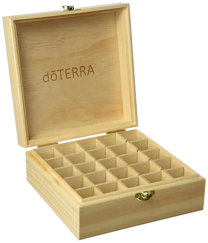 doTERRA Wooden Essential Oil Box