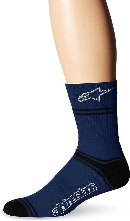 Cycling Socks Alpinestars Summer socks 2017 Black//Blue S//M Shin Protection