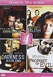 Lifetime Films: True Drama Movies (Sex Lies Obsession/Unspoken Truth/Darkness Before Dawn, Evil)