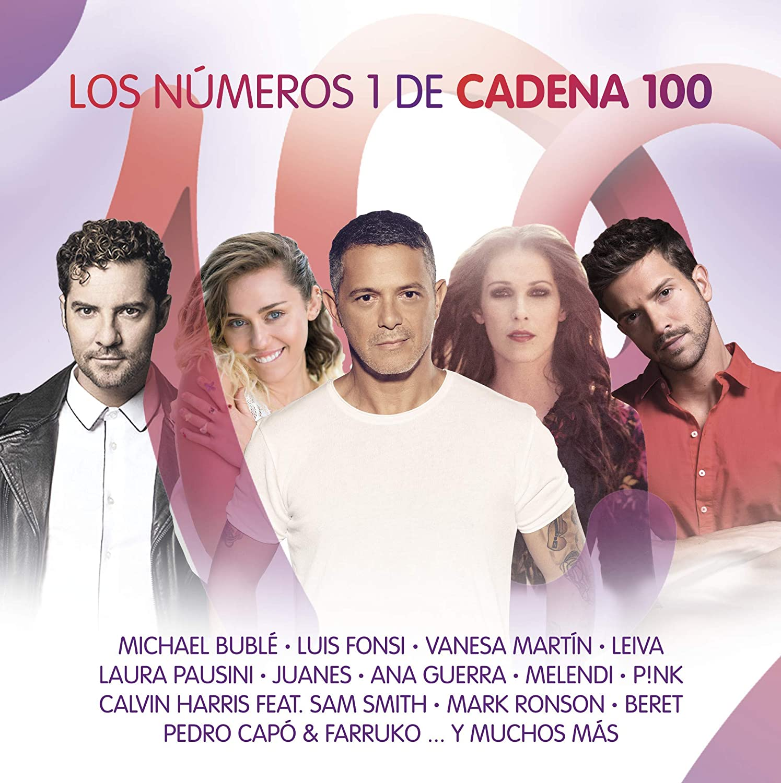 Los Nº 1 de Cadena 100