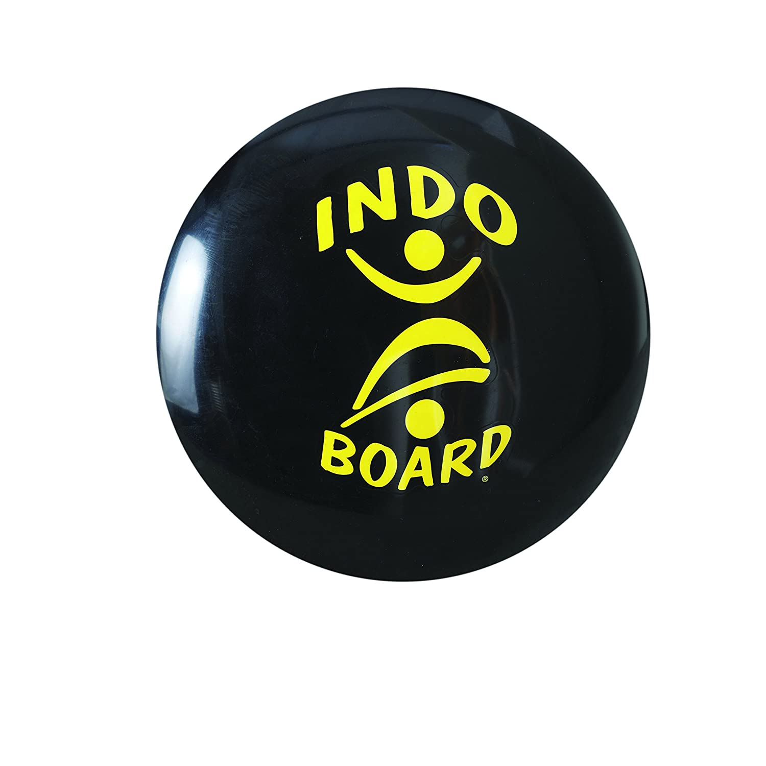 INDO BOARD IndoFLO Cushion 14 Diameter – Inflatable and Fully Adjustable Without A Pump – Use for Balance Board, Standing Desk or Physical Therapy.