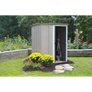 [Walmart.ca]Arrow Shed BW54-A Brentwood 5-Feet by 4-Feet Steel Storage Shed $149.97 FREE SHIP