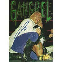 $26 » Gangrel Signed 8x11 Magazine Page Photo WWE All Japan Pro Wrestling Autograph - Autographed Wrestling Miscellaneous Items