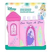 Disney Princess On The Go Activity Teether Storybook, 6.5