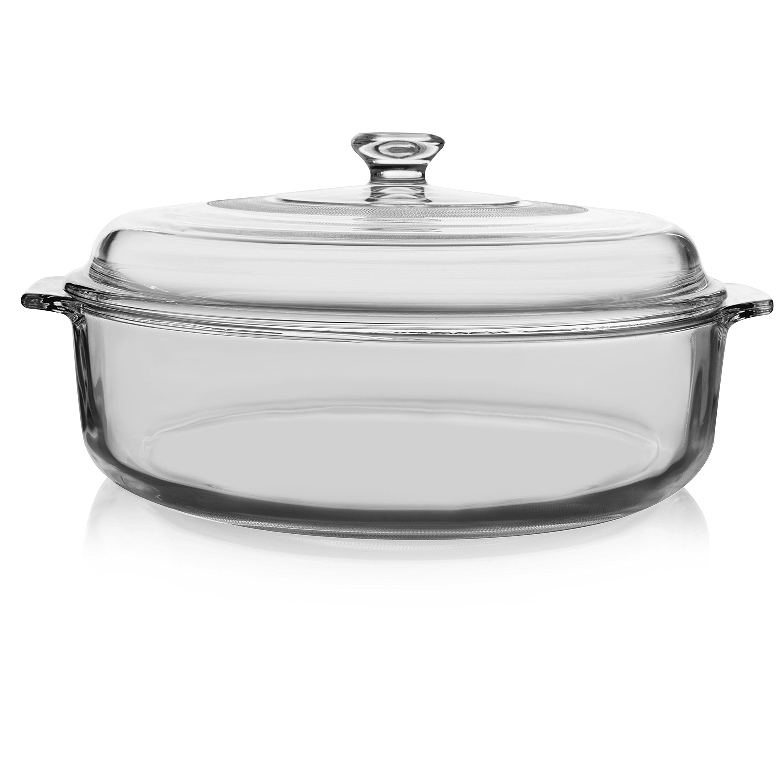 Libbey Baker's Basics 3-quart Glass Casserole by Libbey