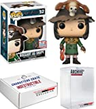 Funko Pop! NYCC Harry Potter Boggart As Snape, Limited Edition Fall Convention Exclusive, Concierge Collectors Bundle