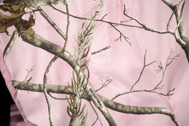 Pink Carstens Real Tree AP Camo 3-Piece Crib Sheet Set