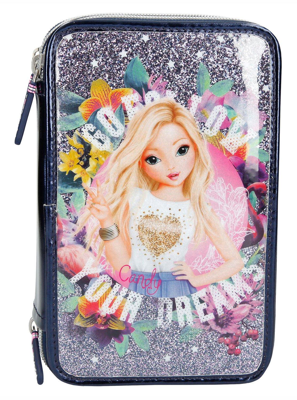 Triple trousse garnie TOPModel Fashion Candy DEPESCHE 8077