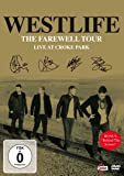 Westlife - The Farewell Tour - Live at Croke Park (DVD)