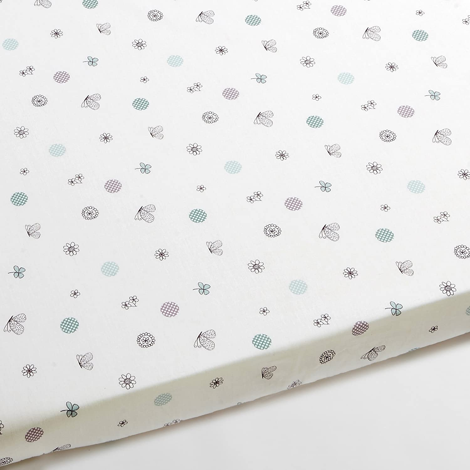 Fitted Sheet For Child With Stars 90x160