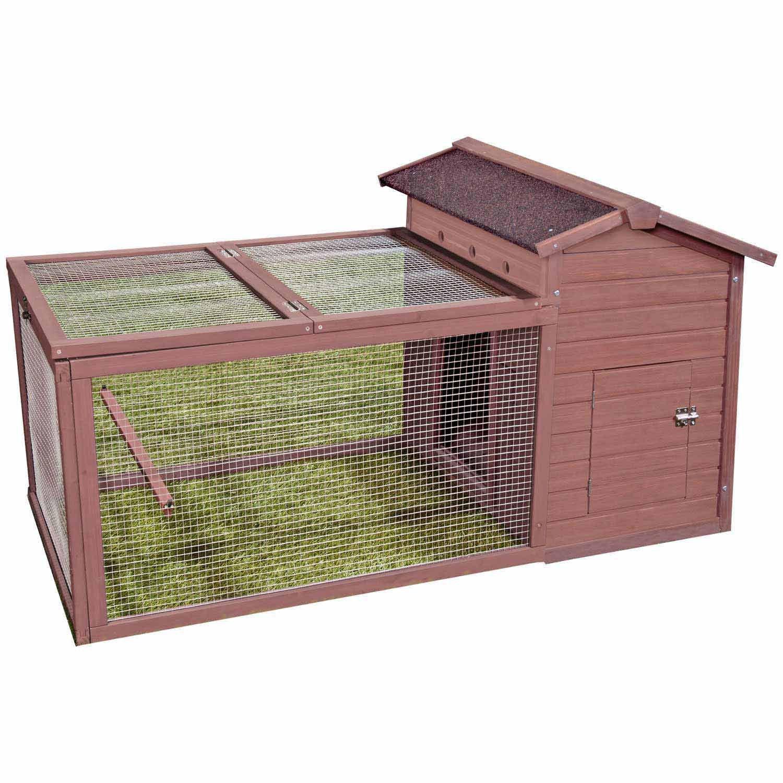 Ware Premium Hen Hut with Yard by Ware Manufacturing
