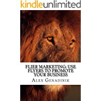 Flier Marketing: Use Flyers To Promote Your Business