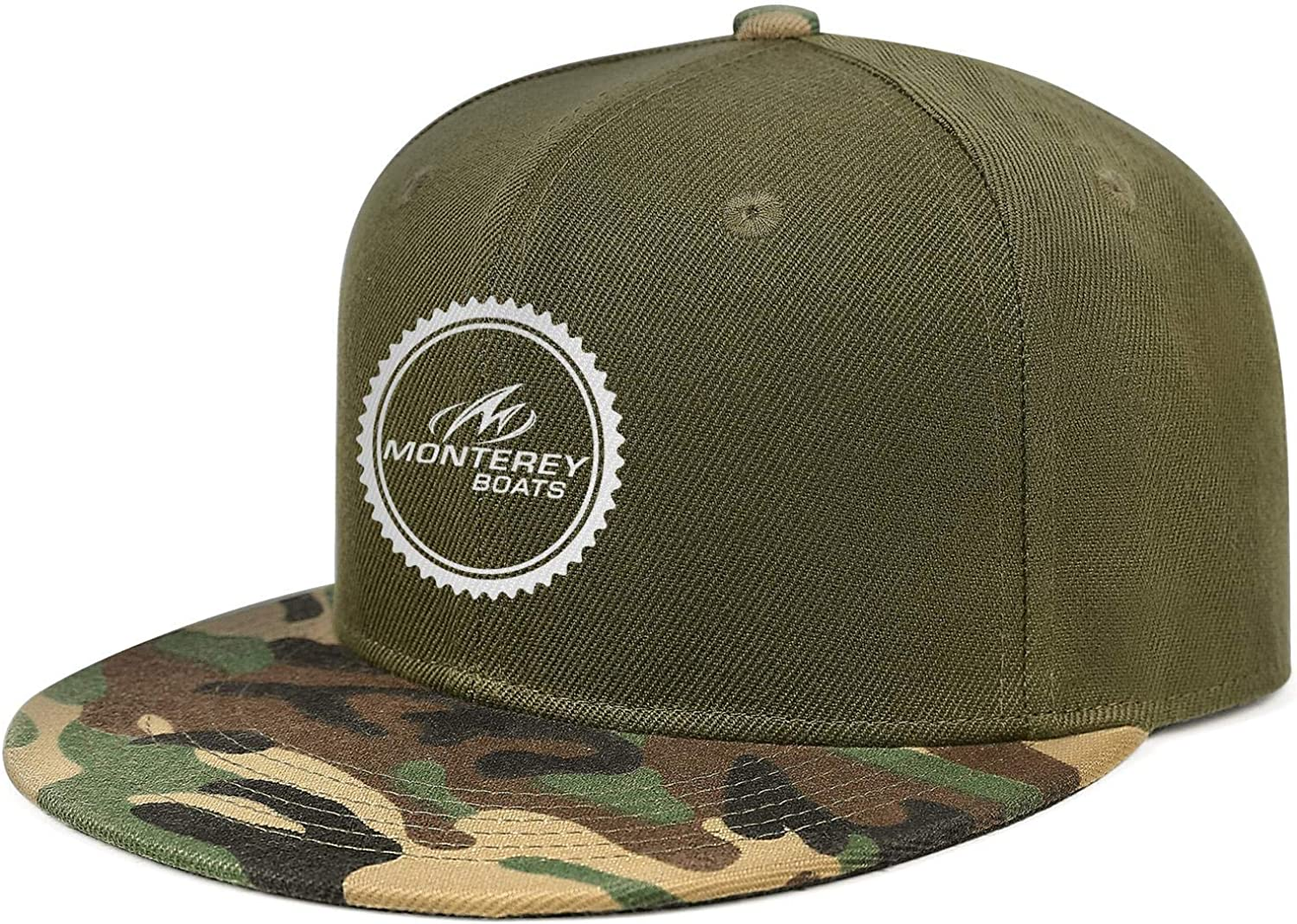 Forest Green Plain Solid Washed Cotton Polo Style Baseball Cap Caps Hat Hats