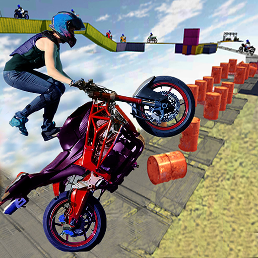 Tricky Mini Motorbike Racing : Trail Stunt (Riders Bike Shop)