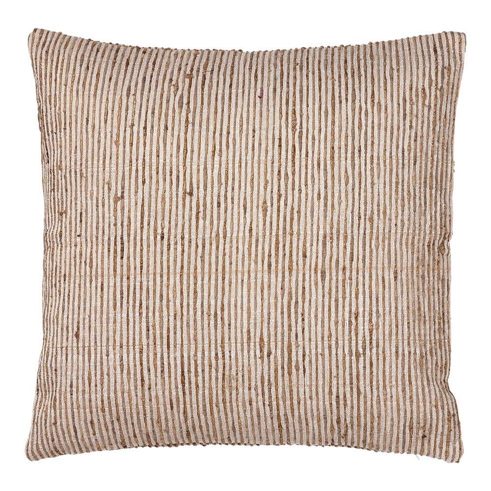 Ethan Allen Bronze Metallic Pillow